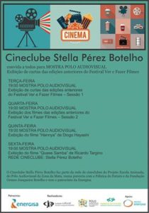 FVFF Cineclube Stella Perez
